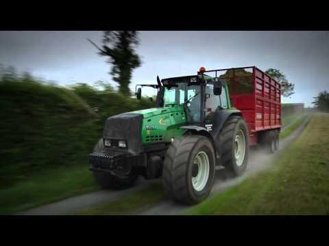 GRASSMEN - Green Fever - Valtra 8550