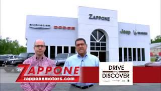 Over 550 Cars | Area's Biggest Little CJDR Dealer | Zappone Chrysler Jeep Dodge RAM | 12065 | 12832