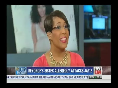 CNN Mo Ivory on Solange Knowles' Alleged Attack of Jay-Z 5/13/14