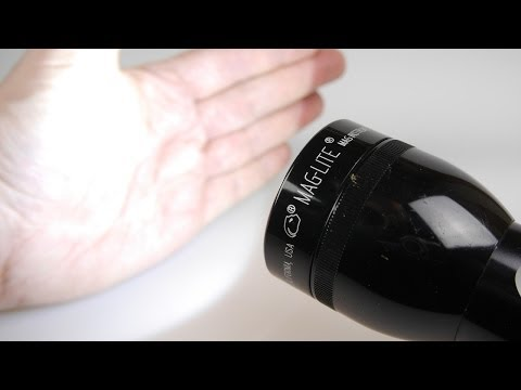 Maglite Torch CREE LED DIY Upgrade