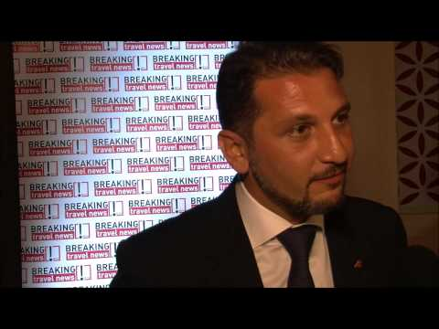 Emrah Erkasap, director, Swiss International Air Lines