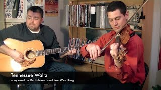 """Tennessee Waltz"" with fiddle champion Alan Watts"
