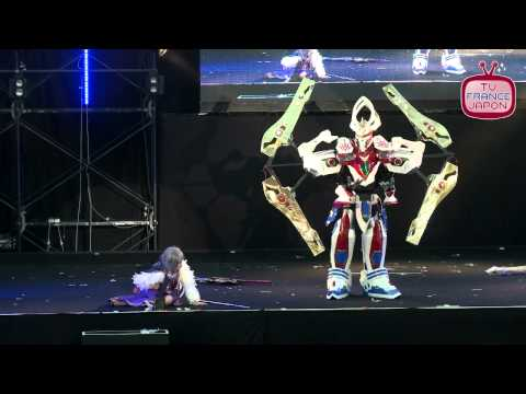 0 Indonesia Bawa Pulang Juara 3 di Ajang World Cosplay Summit 2012