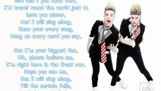 Watch Jedward Your Biggest Fan video