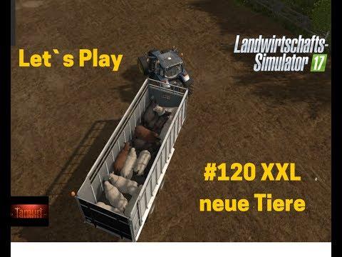 LS17 Winterberg Tiere und mehr Let`s Play #120 XXL neue Tiere