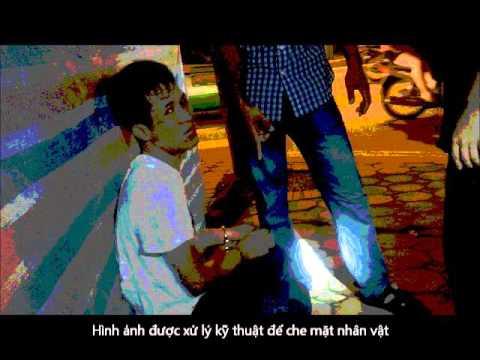 """Clip141: Kiểm tra một thanh niên có biểu hiện """"ngáo đá"""""""