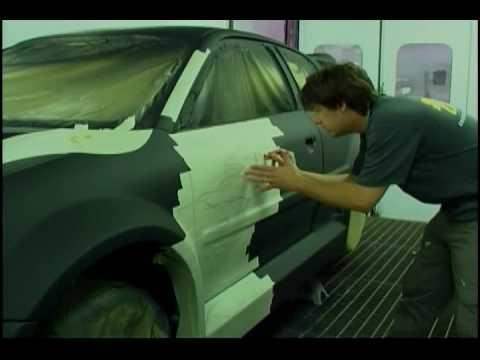 Car Painting - part 1
