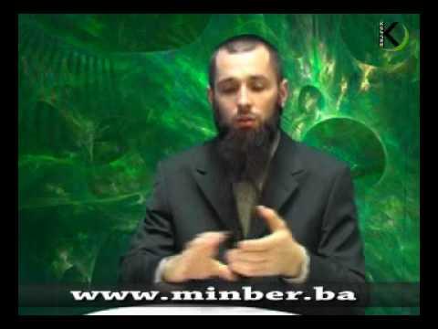 Prof. Enes Julardija - tefsir sure En Nasr -deo 2