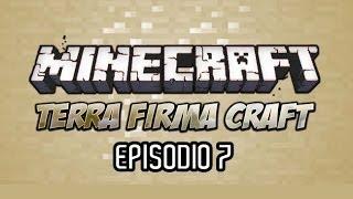 Guía TerraFirmaCraft 0.77 minecraft (español) - Episodio 7 - Soy un granjero.