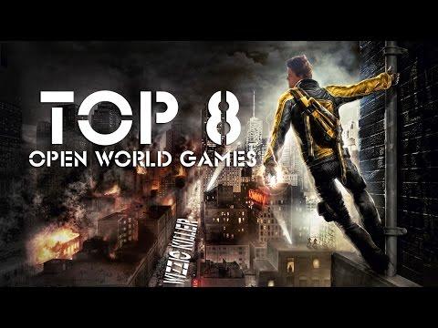 Wizzio Killer's Топ 8 игр с открытым миром