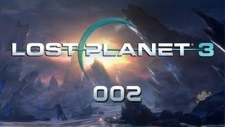 LP Lost Planet 3 #002 - Wir bekommen unser Werkzeug [deutsch] [Full HD]