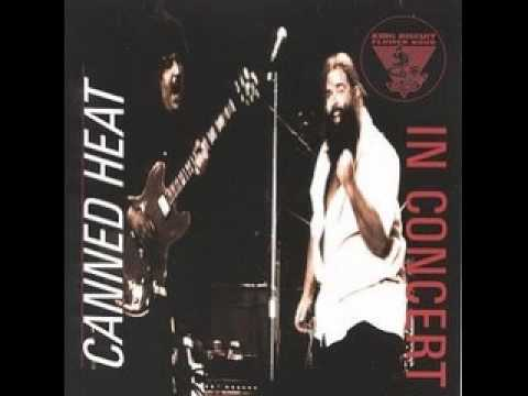 Canned Heat Live '79 Chicken Shack Boogie