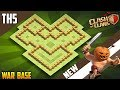 BEST! Town Hall 5 (TH5) TROPHY/WAR Base 2018 !! NEW TH5 War Base Layout - Clash of Clans