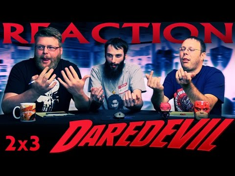 "DareDevil 2x3 REACTION!! ""New York's Finest"""