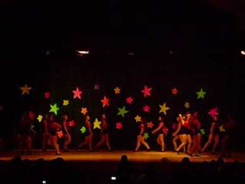 "Somerset Academy Dance Show Billboard Top Hits -2 period ""Beyonce"""