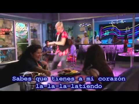 Austin Moon (Ross Lynch) - Heart Beat (Sub español) - Austin & Ally [HD] Music Videos