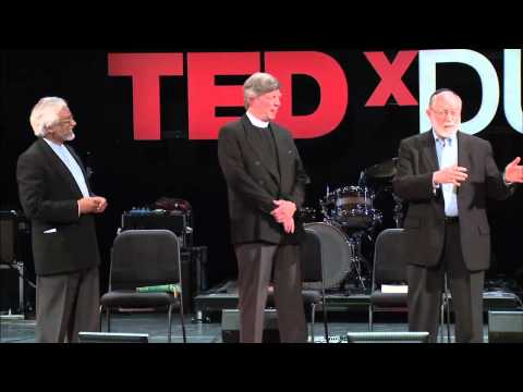 TEDxDU The Interfaith Amigos -- Breaking the taboos of interfaith dialogue.