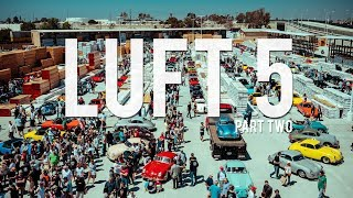 911cooled heads to Luft 5 2018 with the rest of the aircooled family