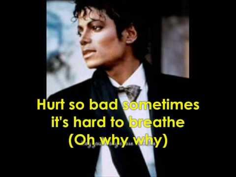 Michael Jackson One More Chance with Lyrics
