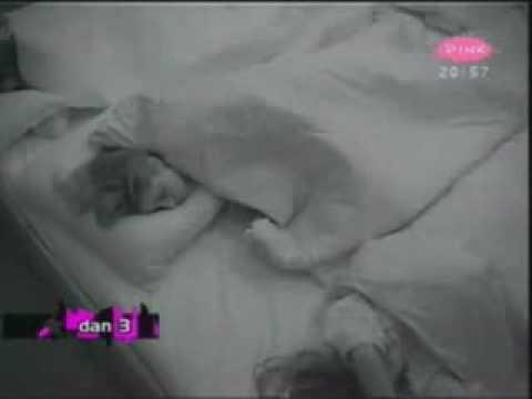 Jelena Zezelj prica u snu -Veliki Brat VIP 2009