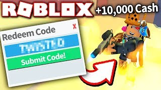 USE MY NEW CODE TO GET FREE CASH in YARD WORK SIMULATOR!! (Roblox)