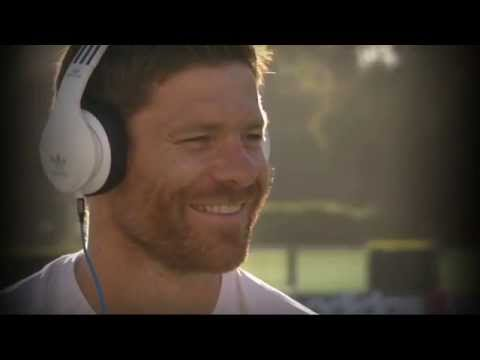 Xabi Alonso on what it means to wear the Real Madrid shirt - Adidas Football