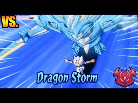 Inazuma Eleven Go Light - Vs Team Ogre video