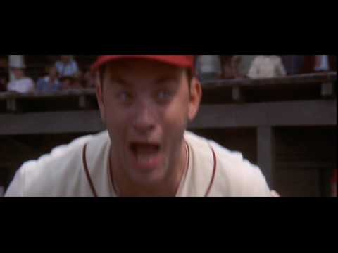 There's no crying in baseball! is listed (or ranked) 26 on the list The Greatest Movie Quotes of All Time