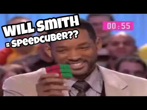 Celebrities Solving Rubik's Cubes! (Compilation)