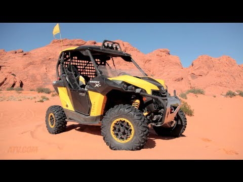 2013 Can-Am Maverick 1000R X rs Review