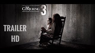 THE CONJURING 3 OFFICIAL TRAILER {Horror Movie 2017}