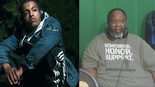 Dad Reacts To Xxxtentacion Moonlight Official Music Audio