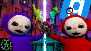 We Get Teletubby Skins! - Gmod: TTT | Let's Play