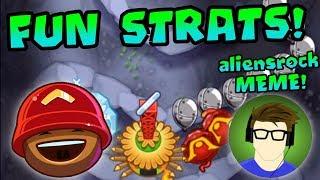 download musica FunWeird Strategies in Dreadbloon aliensrock MEME INTRO - Bloons TD Battles