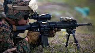 US Military and German Military JOIN FORCES in Military Exercise