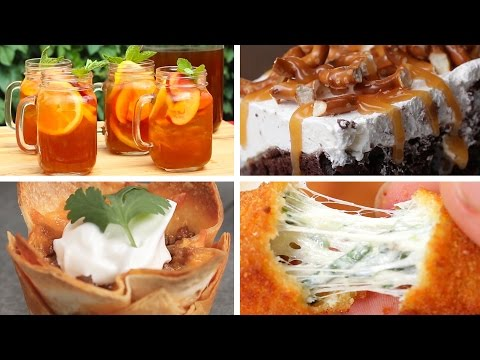 4 Game Day Party Recipes