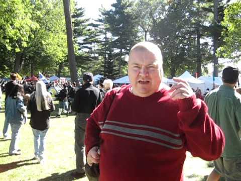 Andy at celtic festival olcott ny youtube for Olcott ny fishing report