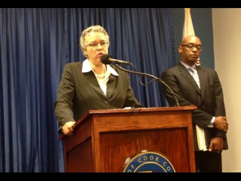 Preckwinkle on running for Mayor of Chicago