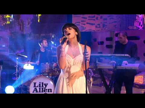 Lily Allen Live On The Graham Norton Show With Not Fair