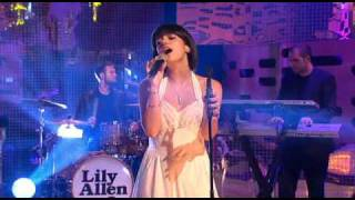 "Lily Allen Live on The Graham Norton Show with ""Not Fair"" HQ"