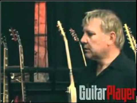 Alex Lifeson - Guitar Player Interview 2007