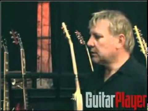 Alex Lifeson - Guitar Player Interview 2007