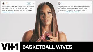 Evelyn, Shaunie & Jackie Clap Back At Their Haters📱Fandemonium | Basketball Wives