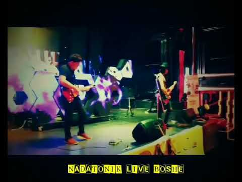 Kepalasang live in boshe rock musik nadatonik