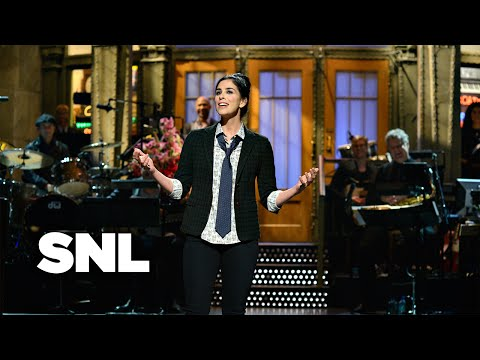 Sarah Silverman Monologue - Saturday Night Live