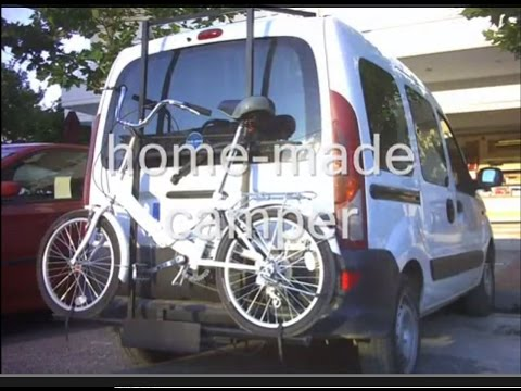 Kangoo Camper - HOME MADE