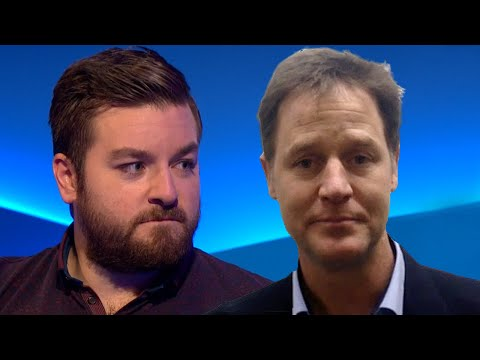 Nick Clegg Voting Challenge - The Last Leg