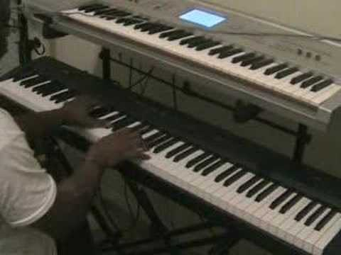 As the Deer Panteth For the Water - Jazz Piano ((STEREO))