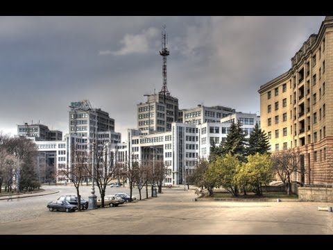 39 Харьков - Госпром - Университет Каразина