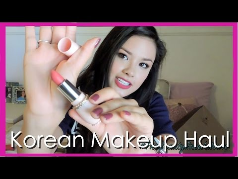 Pt. 2 HUGE Korean Makeup Haul! Etude House. SkinFood. Tony Moly and MORE!